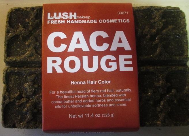 Red Alert Fiery Glossy Hair With Lush Henna Hair Dye Zaynab Com