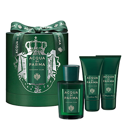 ACQUA DI PARMA Club cologne Christmas Gift Set  £93.00