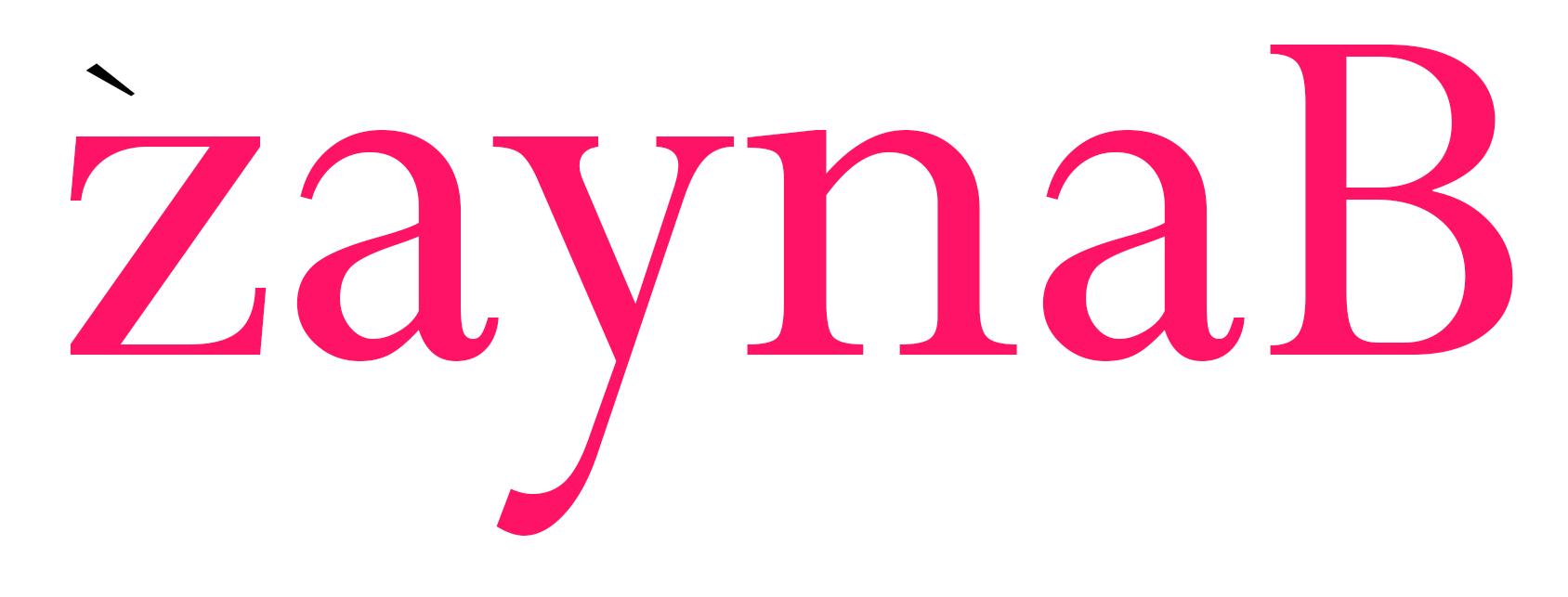 Zaynab.Com
