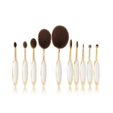 Artis Brush Elite Gold 10 Brush Set 5