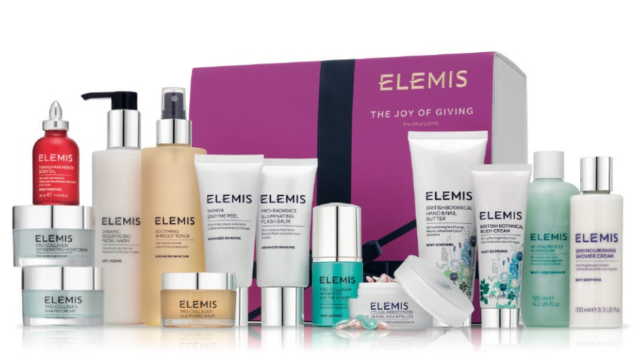 ELEMIS Heroes Collection £228