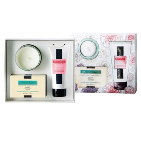 Lafco Mixed Floral Gift Set House & Home Collection